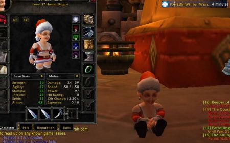 It's June, and you still have the Winter Veil costume buff
